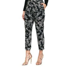Guess Jinx Floral Soft Trouser Pants 8